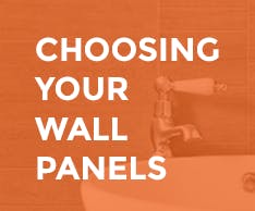 Choosing your wall panels